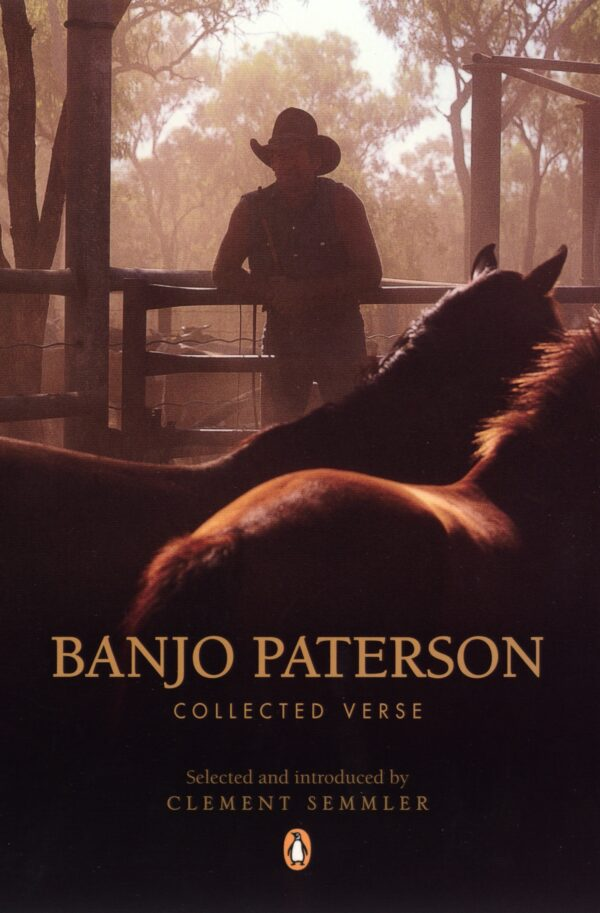 Banjo Paterson: Collected Verse By (author) Paul Cleave ISBN:9780140146219