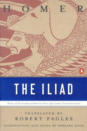The Iliad By (author) Homer ISBN:9780140275360