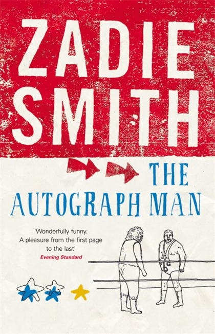 The Autograph Man By (author) Zadie Smith ISBN:9780140276343