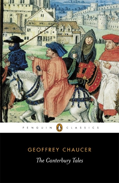 The Canterbury Tales By (author) Geoffrey Chaucer ISBN:9780140424386