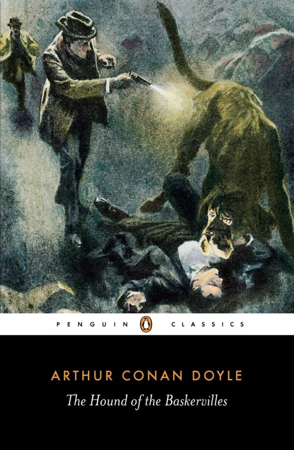 The Hound of the Baskervilles By (author) Arthur Conan Doyle ISBN:9780140437867