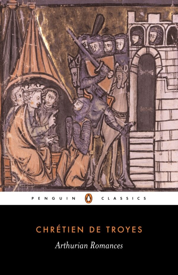 Arthurian Romances By (author) Chretien Troyes ISBN:9780140445213