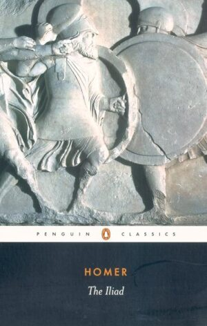 The Iliad By (author) Homer ISBN:9780140447941