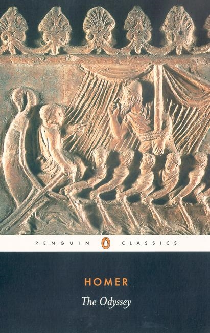 The Odyssey By (author) Homer ISBN:9780140449112