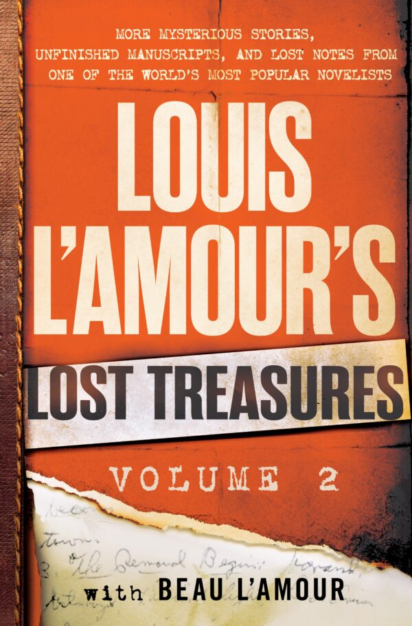 Louis L'Amour's Lost Treasures: Volume 2: More Mysterious Stories