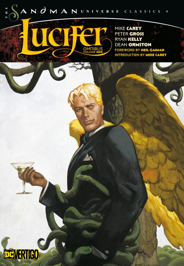 Lucifer Omnibus Volume 1 By (author) Mike Carey ISBN:9781401294762