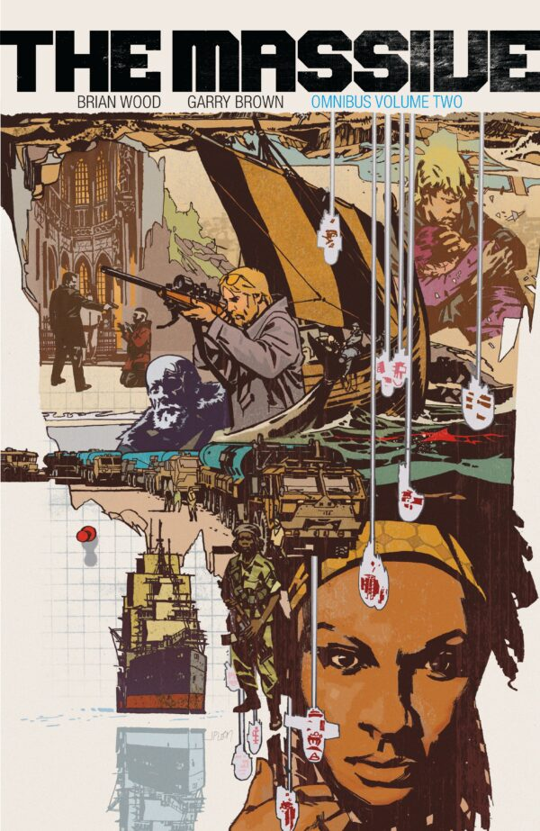 The Massive Omnibus Volume 2 By (author) Brian Wood ISBN:9781506713335