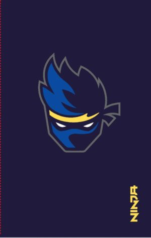 Ninja Notebook: Notebook with Stickers and Tips to Improve Your E-Game By (author) Tyler 'Ninja' Blevins ISBN:9781529104806