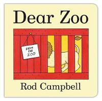 Dear Zoo By (author) Rod Campbell ISBN:9780230747722