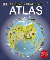 Children's Illustrated Atlas By (author) Andrew Brooks ISBN:9780241228074