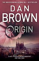 Origin: (Robert Langdon Book 5) By (author) Dan Brown ISBN:9780552174169