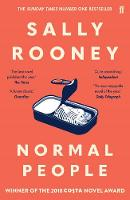 Normal People By (author) Sally Rooney ISBN:9780571334650