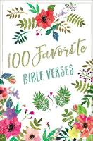 100 Favorite Bible Verses By (author) Thomas Nelson ISBN:9780718096953