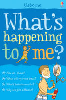 What's Happening To Me?: Boy By (author) S Meredith ISBN:9780746076637