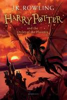 Harry Potter and the Order of the Phoenix By (author) J.K. Rowling ISBN:9781408855690
