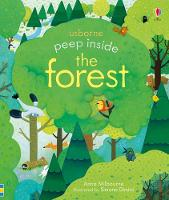 Peep Inside a Forest By (author) Anna Milbourne ISBN:9781474950817