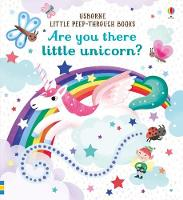 Are you there little unicorn? By (author) Sam Taplin ISBN:9781474952521
