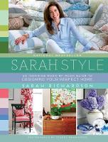 Sarah Style By (author) Sarah Richardson ISBN:9781476784380