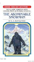Choose Your Own Adventure #1: Abominable Snowman By (author) Montgomery