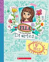 Ella Diaries #3: I Heart Pets By (author) Meredith Costain ISBN:9781760153038