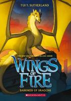 Wings of Fire #10: Darkness of Dragons By (author) Tui