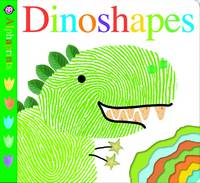 Dinoshapes: Alphaprints By (author) Roger Priddy ISBN:9781783412990