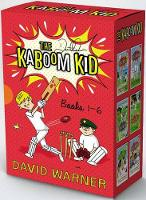 Kaboom Kid Box Set 1-6 By (author) David Warner ISBN:9781925456103