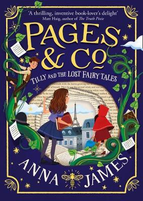 Pages and Co.: Tilly and the Lost Fairy Tales (Pages and Co.