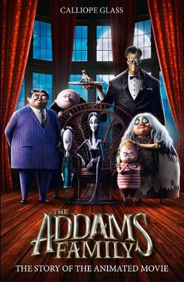 The Addams Family: The Story of the Movie: Movie tie-in Glass