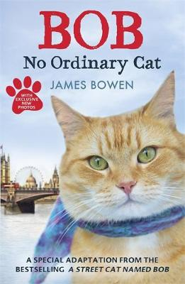 Bob: No Ordinary Cat BOWEN