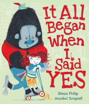 It All Began When I Said Yes PHILIP