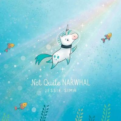 Not Quite Narwhal Sima