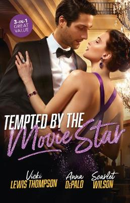 Tempted By The Movie Star/In the Cowboy's Arms/Hollywood Baby Affair/TheMysterious Italian Houseguest DEPALO