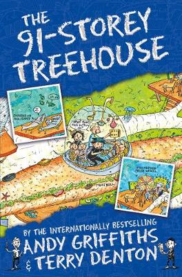 The 91-Storey Treehouse GRIFFITHS