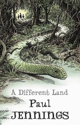 A Different Land JENNINGS