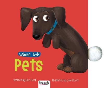 Whose Tail? Pets Heal