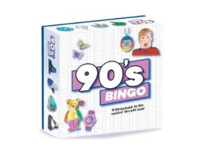 90's Bingo: A throwback to the raddest decade ever  9781925811575