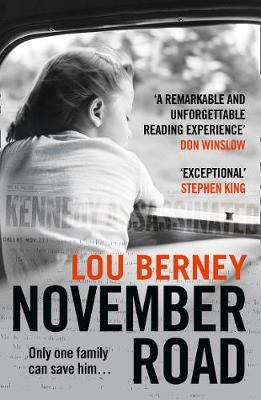 November Road By (author) Lou Berney ISBN:9780008309336