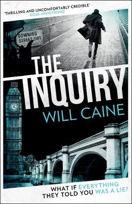 The Inquiry By (author) Will Caine ISBN:9780008325626