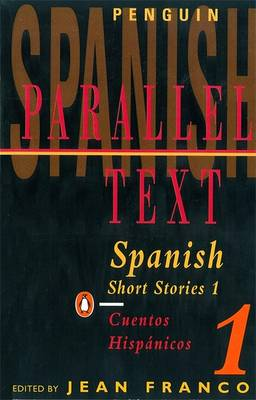 Spanish Short Stories Edited by Jean Franco ISBN:9780140025002