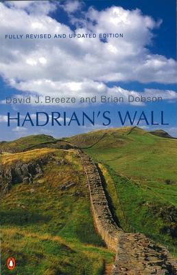 Hadrian's Wall By (author) Brian Dobson ISBN:9780140271829