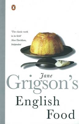 English Food By (author) Jane Grigson ISBN:9780140273243