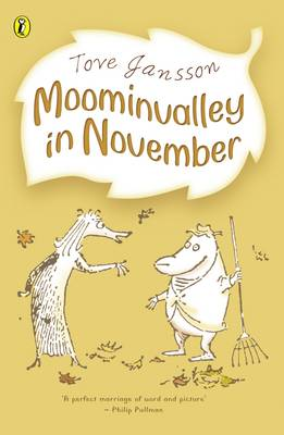 Moominvalley in November By (author) Tove Jansson ISBN:9780140307153