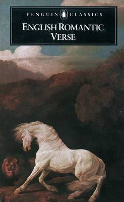 English Romantic Verse By (author) David Wright ISBN:9780140421026