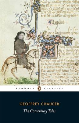 The Canterbury Tales By (author) Geoffrey Chaucer ISBN:9780140422344