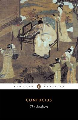 The Analects By (author) Confucius ISBN:9780140443486