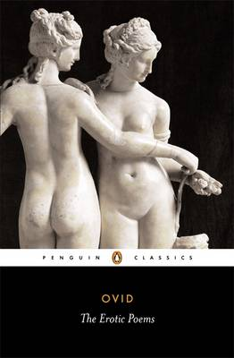The Erotic Poems By (author) Ovid ISBN:9780140443608