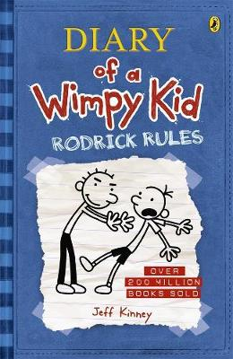 Rodrick Rules: Diary of a Wimpy Kid (BK2) By (author) Jeff Kinney ISBN:9780143303848