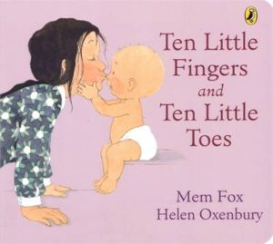 Ten Little Fingers & Ten Little Toes Board Book By (author) H and Fox