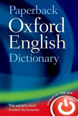 Paperback Oxford English Dictionary By (author) Oxford Languages ISBN:9780199640942